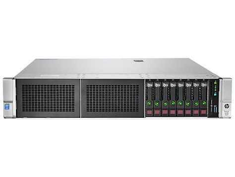 HP DL380 Gen9 E5-2630v4 1P 16G Base Svr 848774-B21