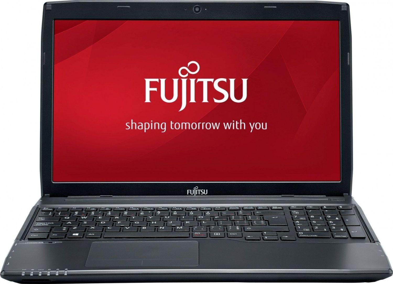 Fujitsu A555 15.6/4GB/i3-5005U/500GB/Intel 5500/1ROK/Czarny