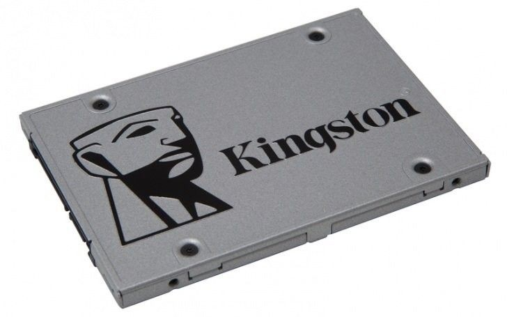 Kingston SSDNow UV400 120GB, SATAIII, 550/350 MB/s, 7mm