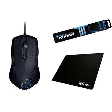 ROCCAT Mysz LUA 2000DPI + podkładka KANGA