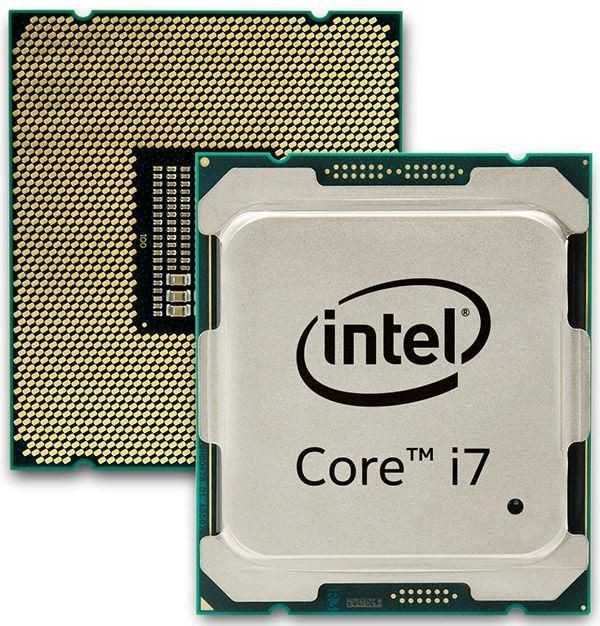 Intel Core i7-6850K, Hexa Core, 3.60GHz, 15MB, LGA2011-V3, 140W, 14nm, BOX