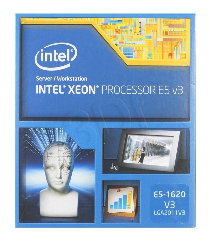 Intel Procesor BX80644E51620V3 937401 ( 3500 MHz (min) ; 3600 MHz (max) ; LGA 2011 )