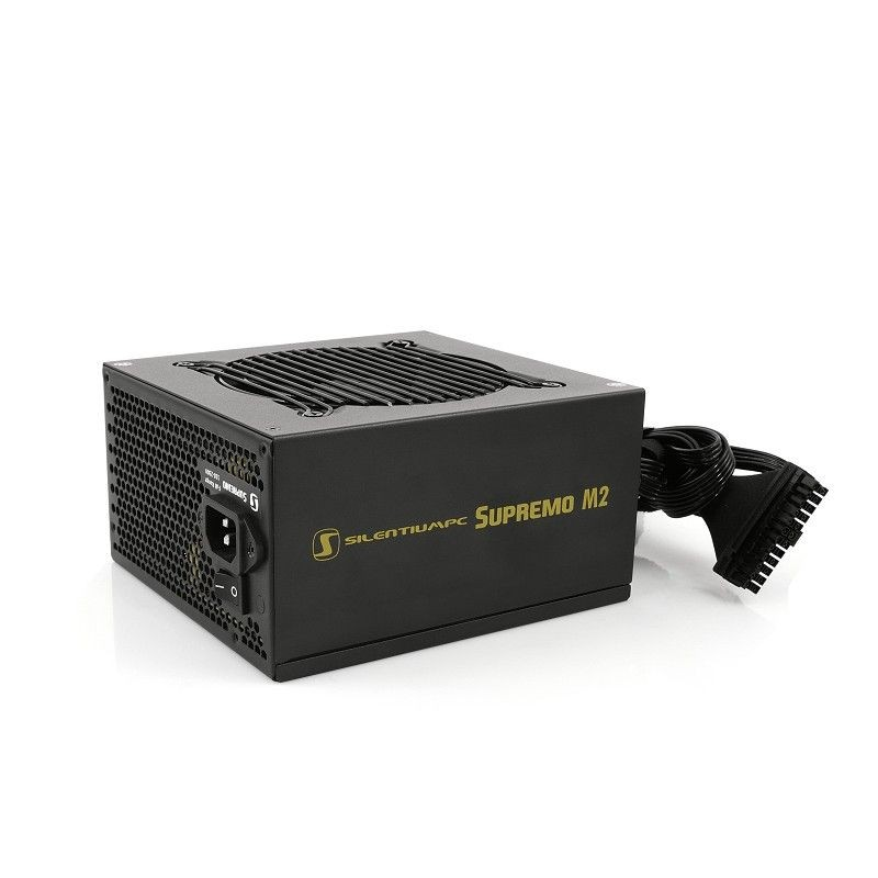 SilentiumPC Supremo M2 550W 80+ Gold PSU Modular