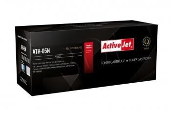 ActiveJet Toner ActiveJet ATH-05N | Black | 3500 str. | HP CE505A
