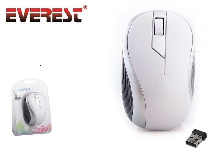 Everest SM-47 Nano Mouse White