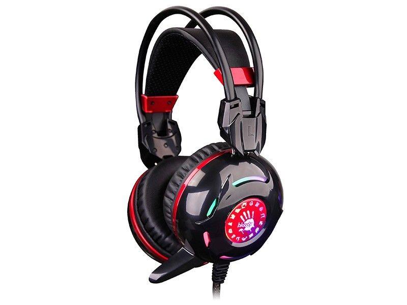 A4 Tech Słuchawki Bloody G300 czarne