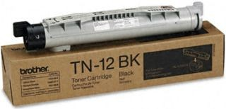 Brother Toner TN12BK black | 9 000str | HL-4200CN