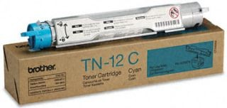 Brother Toner TN12C cyan | 6 000str | HL-4200CN
