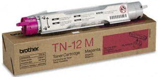 Brother Toner TN 12M magenta | 6 000str | HL 4200CN