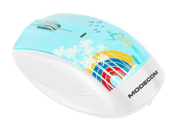 ModeCom bezprzewodowa mysz optyczna MC-619 ART PALMS