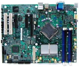 Intel Server Board S3210SHLC (3210, DDR2-800, 6xSATA, RAID, 2xGBLAN)