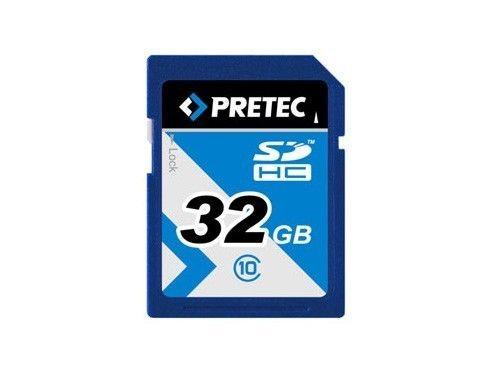 Pretec SecureDigital HC 32GB (class 10)