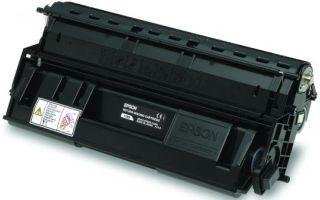 Epson toner black (AcuLaser M8000)