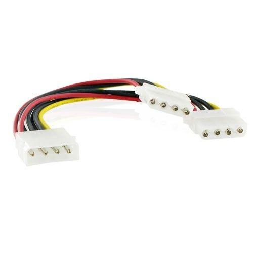 4World kabel rozdzielacz zasilania 2x HDD/ 1x HDD