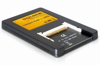 DeLOCK adapter SATA-> Compact Flash