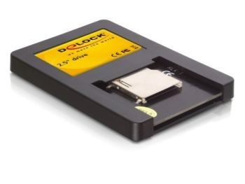 DeLOCK adapter SATA -> Secure Digital