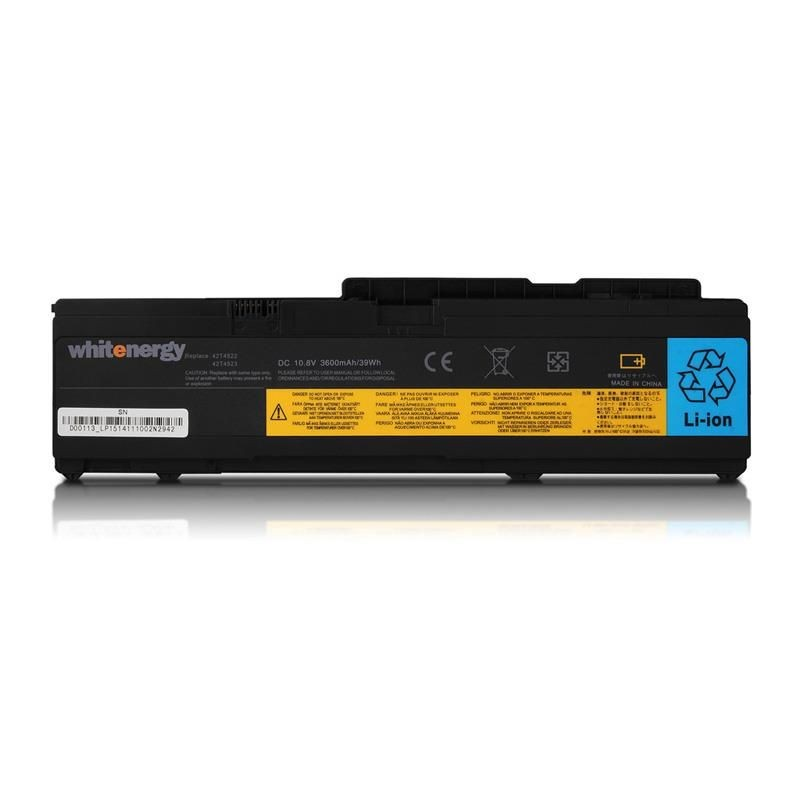 Whitenergy Bateria.Lenovo ThinkPad X300 10,8V3600mAh