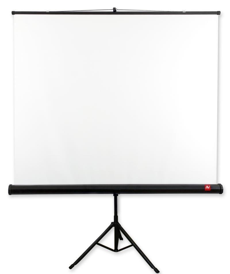 AVTek Ekran na statywie Tripod Standard 150x150 (1:1) Matt White 84''