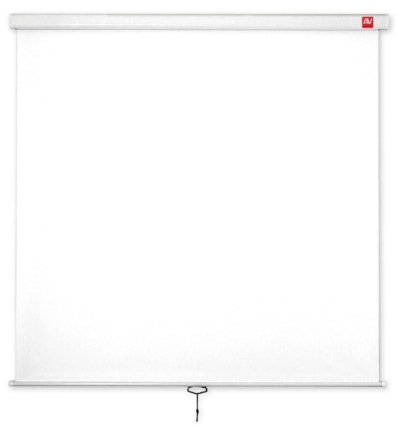 AVTek Ekran ścienny Wall Standard 200x200 (1:1) Matt White