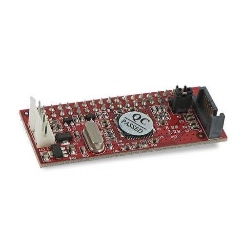 4World Adapter jednokierunkowy z płyty SATA do napędu IDE 3.5''