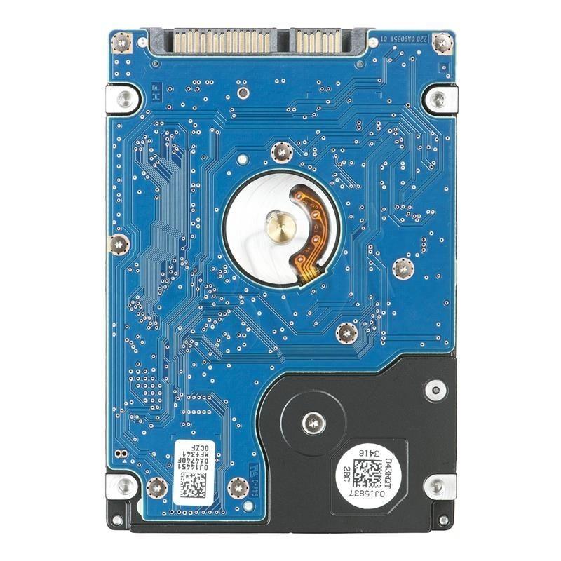 Hitachi Travelstar 5K1000 1TB HDD 5400rpm SATA serial ATA 8MB cache 24x7 RV 6 Gb/s 6,4cm 2,5inch internal HTE541010A9E680
