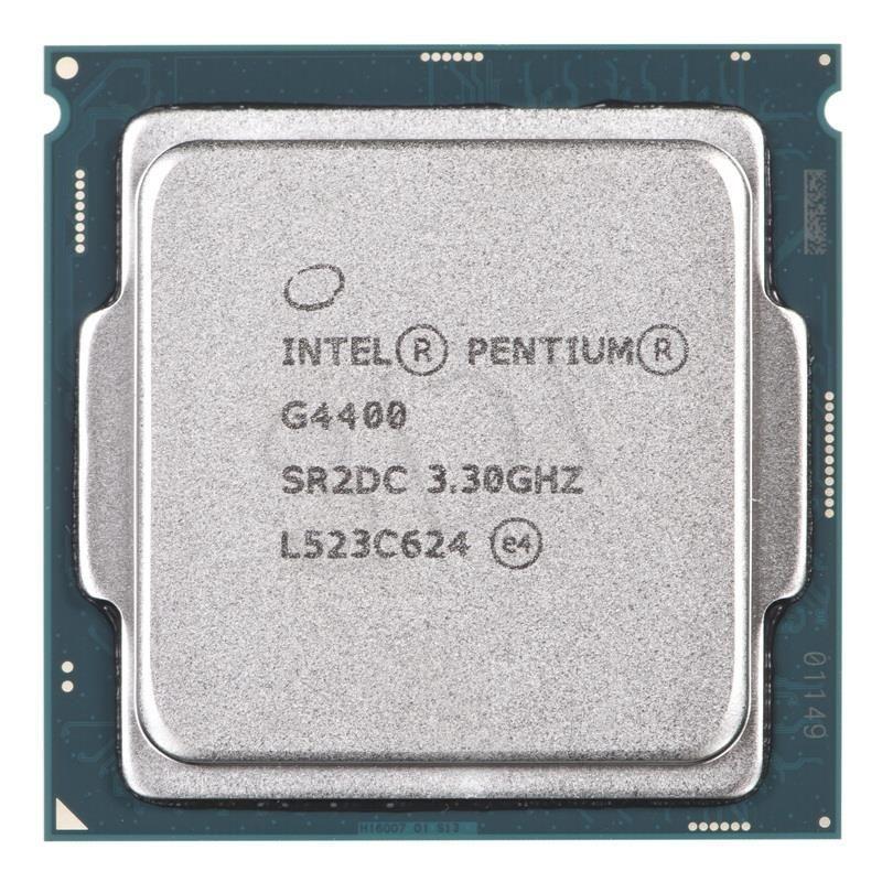 Intel Procesor Pentium G4400 CM8066201927306 943908 ( 3300 MHz (max) ; LGA 1151 ; OEM )