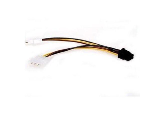 Gembird kabel rozdzielacz zasilania 2xHDD/6pin BTX