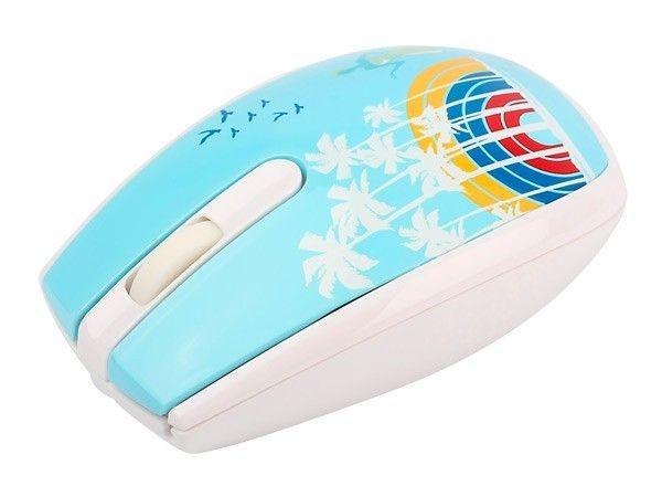 ModeCom przewodowa mysz optyczna MC-320 ART Palms