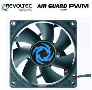 Revoltec AirGuard PWM 80x80x25mm