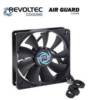 Revoltec wentylator ''AirGuard'', 120x120x25mm