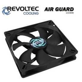 Revoltec wentylator ''AirGuard'', 140x140x25mm