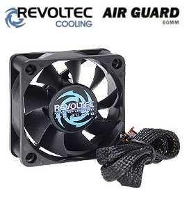 Revoltec wentylator ''AirGuard'', 60x60x20mm