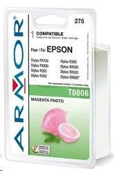 Armor tusz do Epson Stylus Photo R265 photo magenta (T080640)