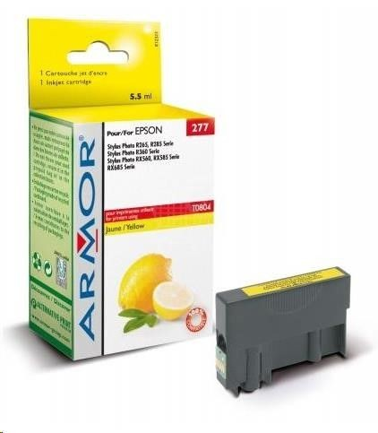 Armor tusz do Epson Stylus Photo R265 yellow (T080440)