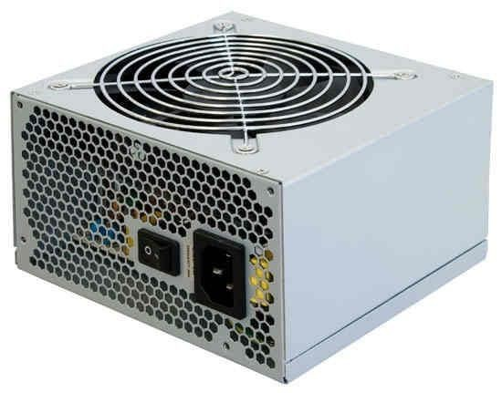 Chieftec CTG-500-80P 500W (12cm fan, Active PFC)