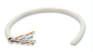 Intellinet Network Solutions kabel instalacyjny skrętka UTP kat.6 drut 305m 23AWG szary 100%miedź