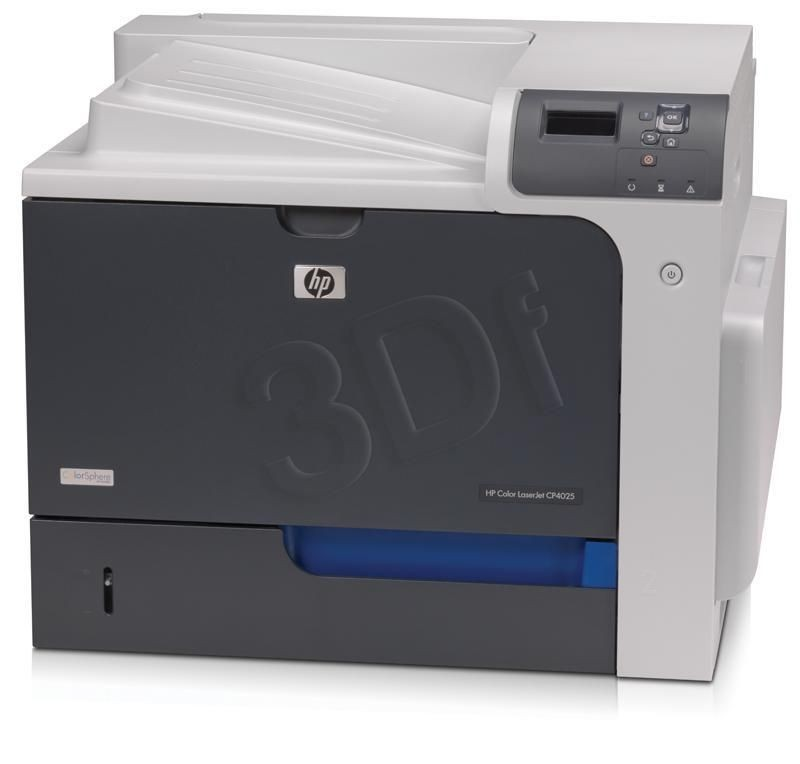 HP Color LaserJet Enterprise CP4025dn (A4, 35 ppm, Duplex, USB, Ethernet)