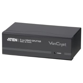 Aten Video Splitter 2 porty 450MHz