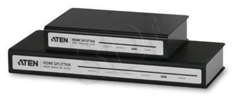 Aten Przełącznik Aten VS-182 ( wejścia: 1 x HDMI (F) wyjśćia: 2 x HDMI (F) 1920x1200pix )