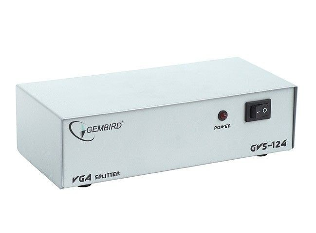 Gembird Video Splitter 4 porty