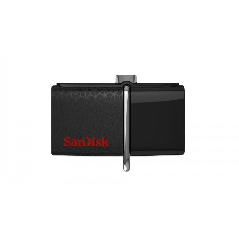 SanDisk Sandisk pamięć USB Ultra DUAL 16GB USB 3.0, Odczyt: do 130MB/s (dla Android)