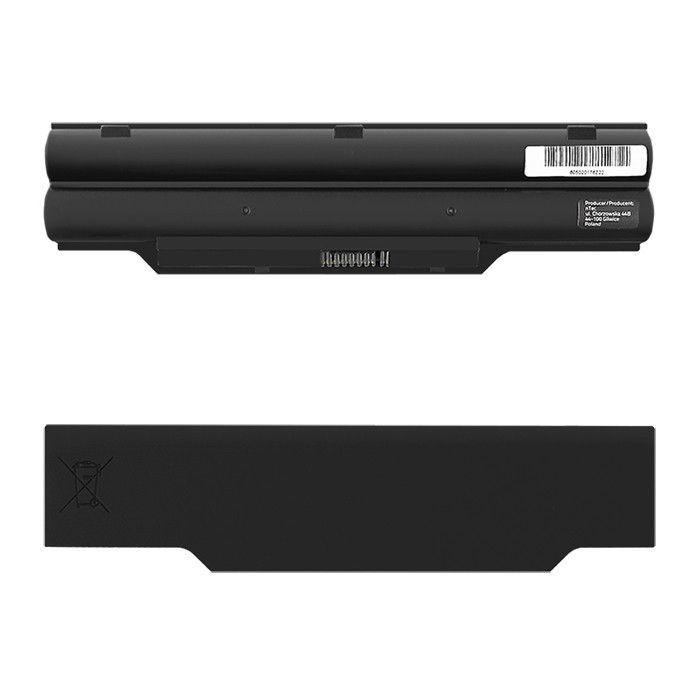 Qoltec Bateria do laptopa Fujitsu A530 AH531 | 4400mAh | 11.1V