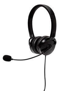 Verbatim Słuchawki z mikrofonem 49123