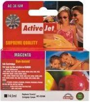 ActiveJet Tusz ActiveJet AC-3e/6MN | Magenta | 15,5 ml | Canon BCI-3eM,BCI-6M