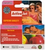 ActiveJet Tusz ActiveJet AC-3e/6PMN | Magenta photo | 15,5 ml | Canon BCI-3ePM,BCI-6PM