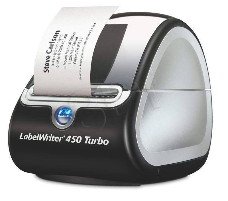 Dymo Drukarka etykiet termiczna Dymo LW450 TURBO