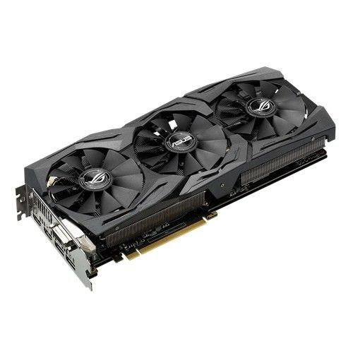 Asus GeForce GTX 1080, 8GB GDDR5X (256 Bit), 2xHDMI, DVI, 2xDP