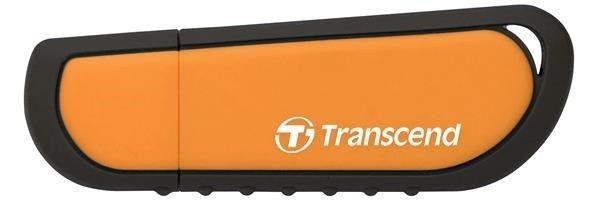 Transcend Pendrive (Pamięć USB) 8 GB USB 2.0 Pomarańczowy