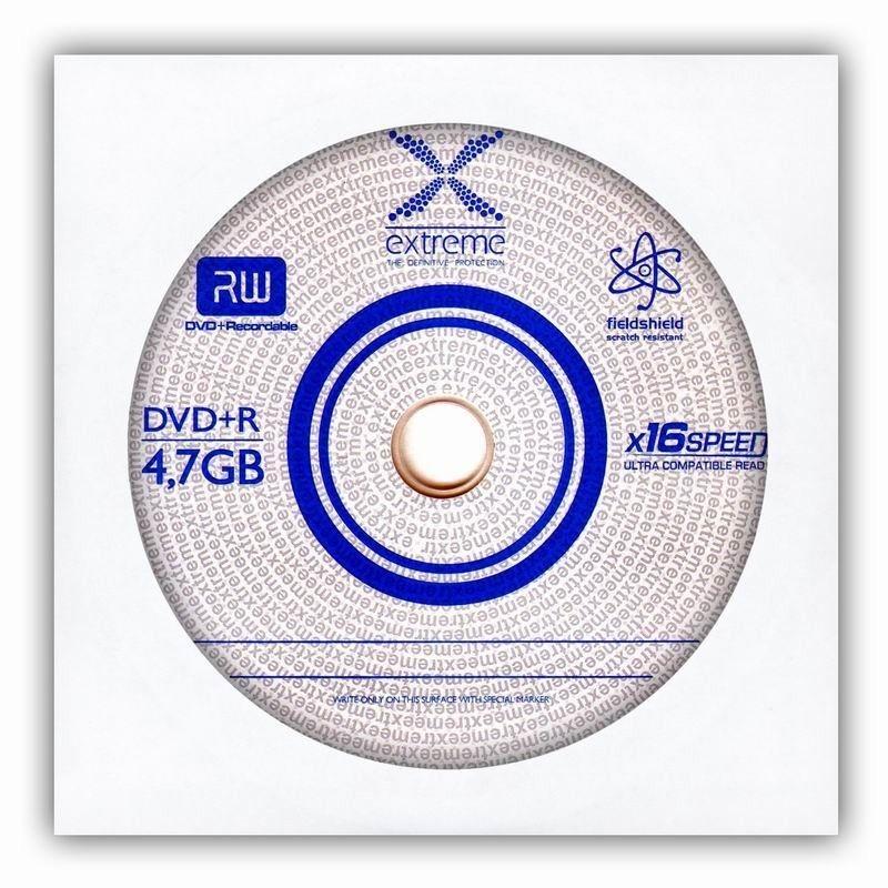 Esperanza Extreme DVD+R 4.7GB 16x (koperta, 1szt)
