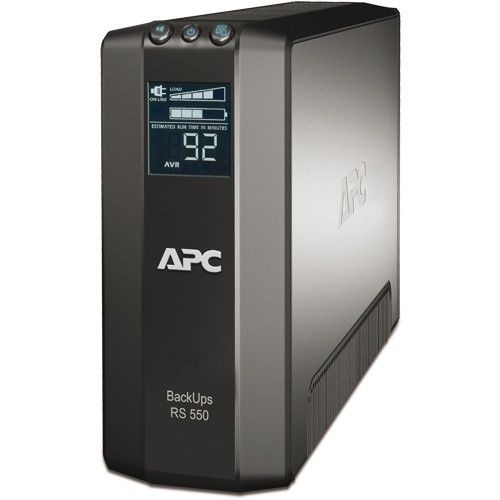 APC Power Saving Back-UPS Pro 550VA, IEC